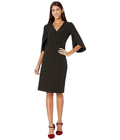 Milly Cady Jana Dress (Black) Women