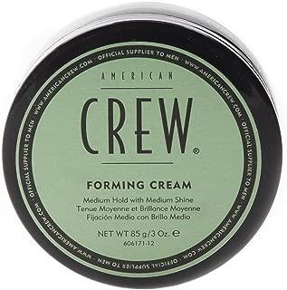 American Crew Forming Cream, 3.0 oz ( Pack of 3)