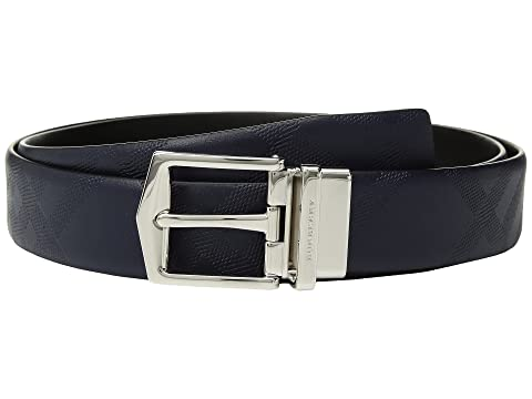 Burberry Joe London Check Belt