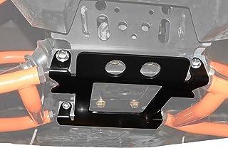 SuperATV Front Suspension Frame Stiffener/Gusset Kit for Polaris RZR XP 1000 / S 1000/4 Seat (2014+)