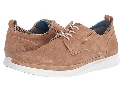 Kenneth Cole New York Rocketpod Mesh Sneaker Plain Toe (Camel) Men