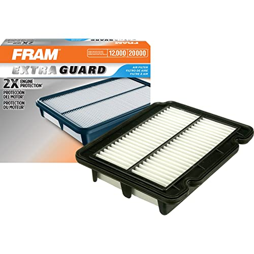 FRAM CA9902 Extra Guard Rigid Rectangular Panel Air Filter