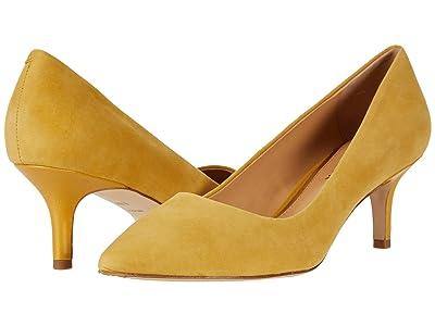 Donald Pliner Tabi (Yellow) Women