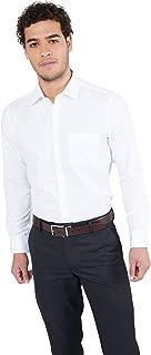 Max Men's Slim Plain Formal Shirt