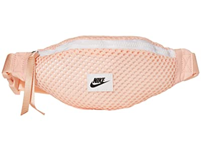 Nike Air Waistpack Small (Washed Coral/Washed Coral/Black) Bags