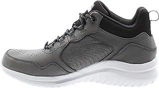 SKECHERS 66450 Status 2.0 AVERADO Zapatos Hombre Cuero Zapatos Memory Foam