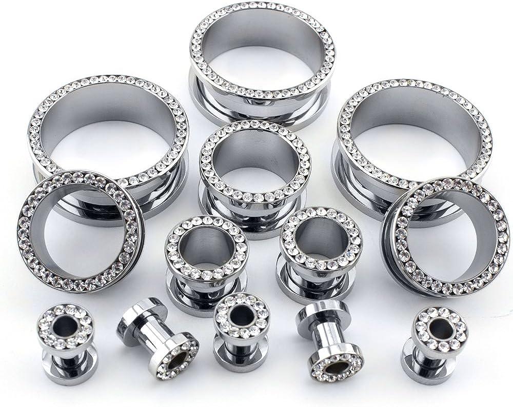 Urban Body Jewelry Pair of 3/4