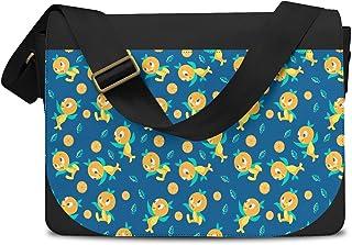 Orange Bird Disney Parks Inspired Messenger Bag - One Size Messenger Bag