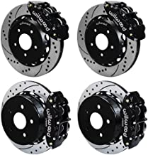 WILWOOD FRONT & REAR DISC BRAKE KIT, 13