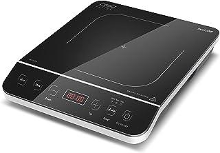 Caso 2008 Touch 2000 Plaque de cuisson à induction vitrocéramique Noir/argenté