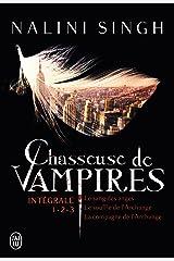 Chasseuse de vampires - L'Intégrale 1 (Tomes 1 ,2 et 3) Format Kindle
