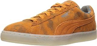 PUMA Men's Suede Classic Eletal Fashion Sneaker