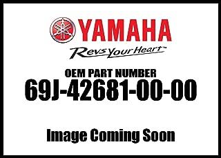 Yamaha 69J-42681-00-00 Mark, Cowling; Outboard Waverunner Sterndrive Marine Boat Parts