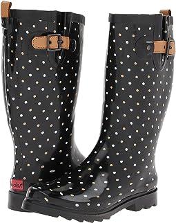 Classic Dot Rain Boot
