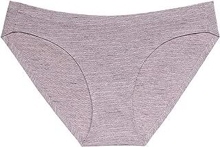 Briefs Women Cotton Bikini Breathable Panties Seamless Girl Underwear Plus EU Size