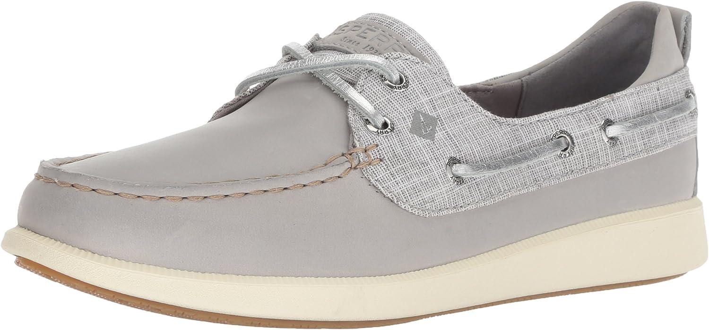 Sperry Womens Oasis Dock Metallic Boat shoes