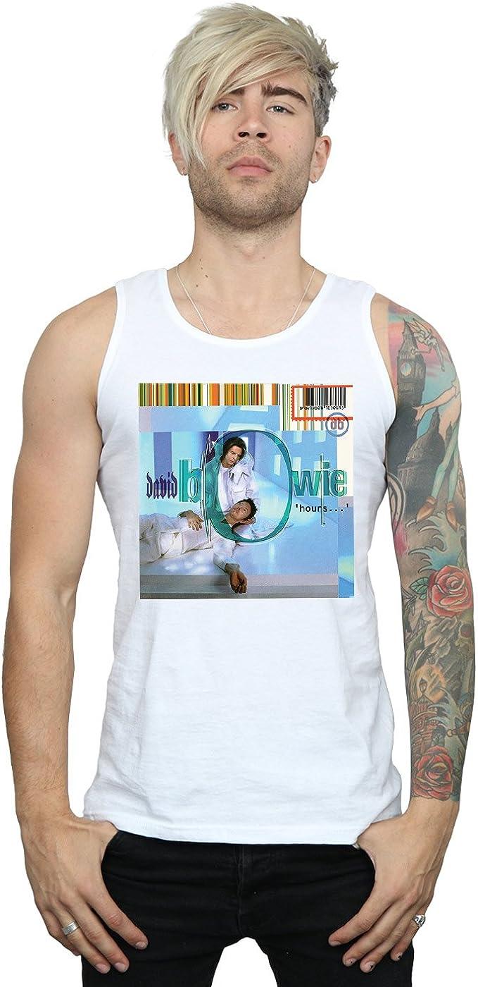David Bowie Men/'s Hours Album Cover Vest