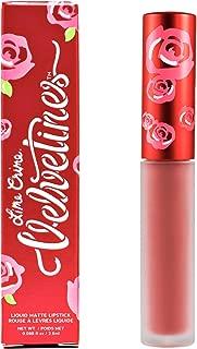 Lime Crime Velvetines Liquid Matte Lipstick, Riot - Red-Brown - French Vanilla Scent - Long-Lasting Velvety Matte Lipstick - Won't Bleed or Transfer - Vegan