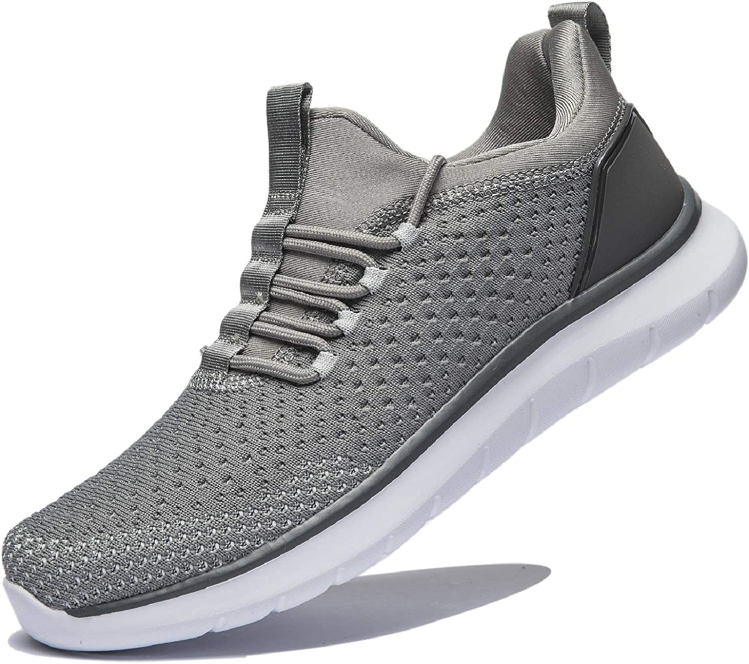 Ranberone Men's Walking Shoes Athletic Ranking TOP5 El Paso Mall Running D Casual Sneakers