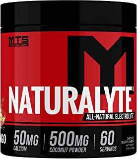 MTS Nutrition NaturaLyte | 60 Servings - Natural Peach Mango