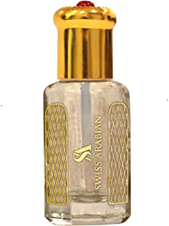 Orient Oud 12mL | Artisanal Hand Crafted Perfume Oil Fragrance for Women and for Men | Traditional Attar Style Cologne | by Perfumer Swiss Arabian Oud | Gift/Party Favor | Body Oil
