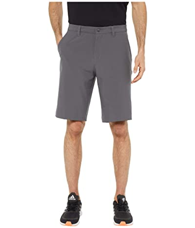 adidas Golf Ultimate Shorts (Grey Five) Men