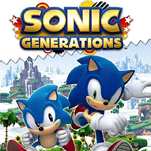Sonic Generations [PC Code - Steam]