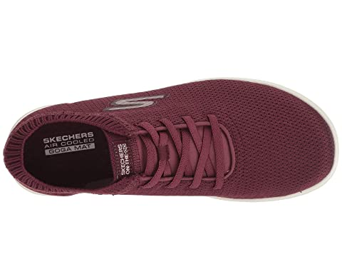 Azul 15461 Skechers Gowalk Lite Rendimiento Blackburgundygraynavy vnRqS4