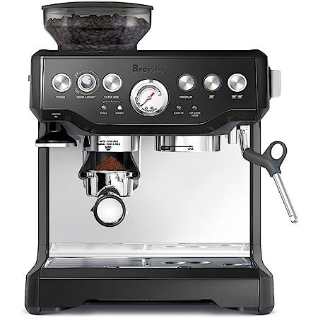 Breville BES870BSXL the Barista Express, Espresso Machine, Black Sesame