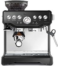 Breville BES870BSXL Barista Express Espresso Machine, Black Sesame