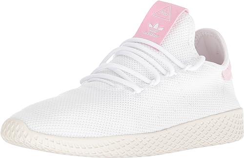 Adidas Originals Wohommes Wohommes PW Tennis HU W FonctionneHommest chaussures, FTWR, Chalk blanc_110, 8.5 M US  remise