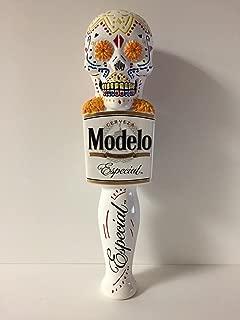 Modelo Especial Signature Dia De Los Muertos Sugar Skull Tap Handle 10