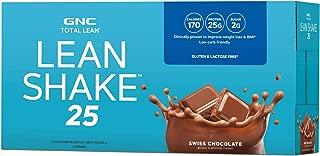 GNC Total Lean Lean Shake 25 - Swiss Chocolate