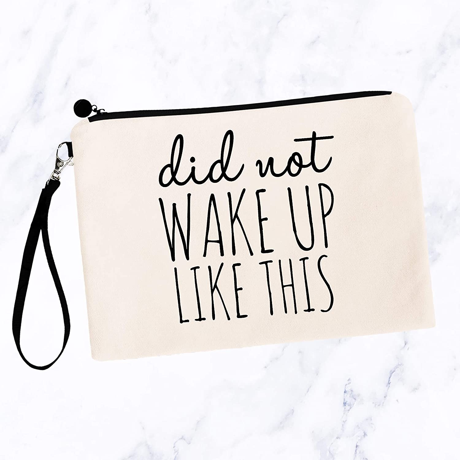 Max 45% OFF Did Not Tampa Mall Wake Up Cosmetic Bag Like This