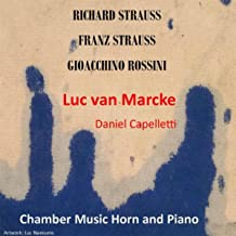 Nocturno für horn mit Pianofortebegleitung, Op. 7