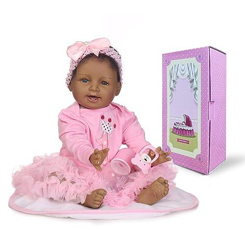 26/'/' Reborn Baby Dolls Kit Only Body Cloth Newborn Handmade Bebe Doll Body Kit