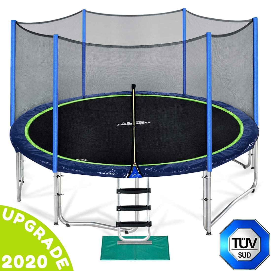 Zupapa Approved Trampoline Enclosure Jumping