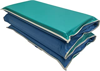 KinderMat, Heavy Duty Rest Mat, Blue/Teal, 2 Inches Thick, 48 x 24