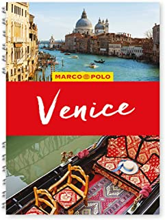 Venice Marco Polo Travel Guide - with pull out map (Marco Polo Spiral Guides)