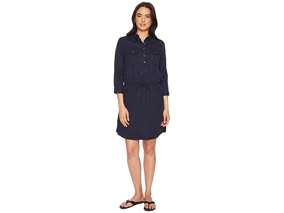 Jack Wolfskin Mojave Dress (Night Blue) Women
