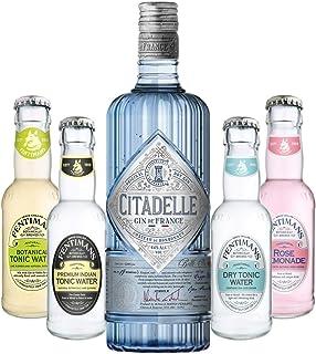 Citadelle Gin & Fentimans Tonic Mix