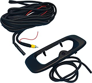 $68 » OKAY MOTOR Tailgate Replace Rear View Camera Car Backup Tailgate Handle Camera for 1999-2006 Chevy Silverado and GMC Sierr...