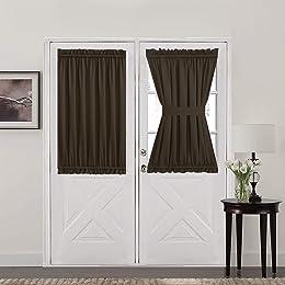Best window coverings for door