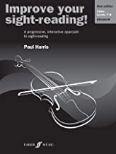 Improve Your Sight-reading! Violin, Level 7-8: A Progressive, Interactive Approach to Sight-reading (Faber Edition: Improve Your Sight-Reading)