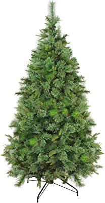 """Northlight 24617259 6.5' x 49"""" Cashmere Mixed Pine Full Artificial Christmas Tree - Unlit"""