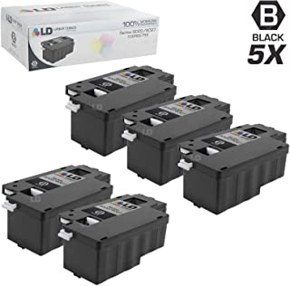 LD Compatible Toner Cartridge Replacement for Xerox 106R02759 (Black, 5-Pack)