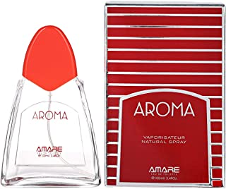 Aroma by Amare - perfumes for women - Eau de Toilette, 100 ml