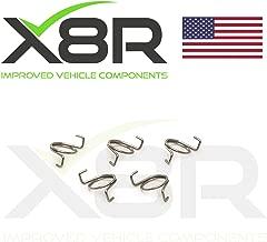 LAND ROVER DISCOVERY 1 RANGE ROVER CLASSIC DOOR LOCK LATCH REPAIR SPRINGS SET X8R10