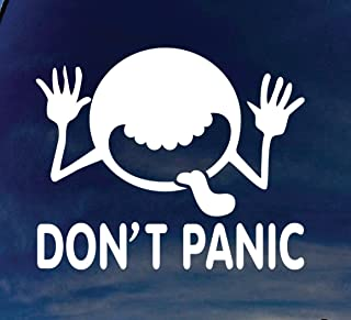 Don't Panic Smiley Face 6