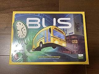 バス BUS 日本語ルール付き ボードゲーム